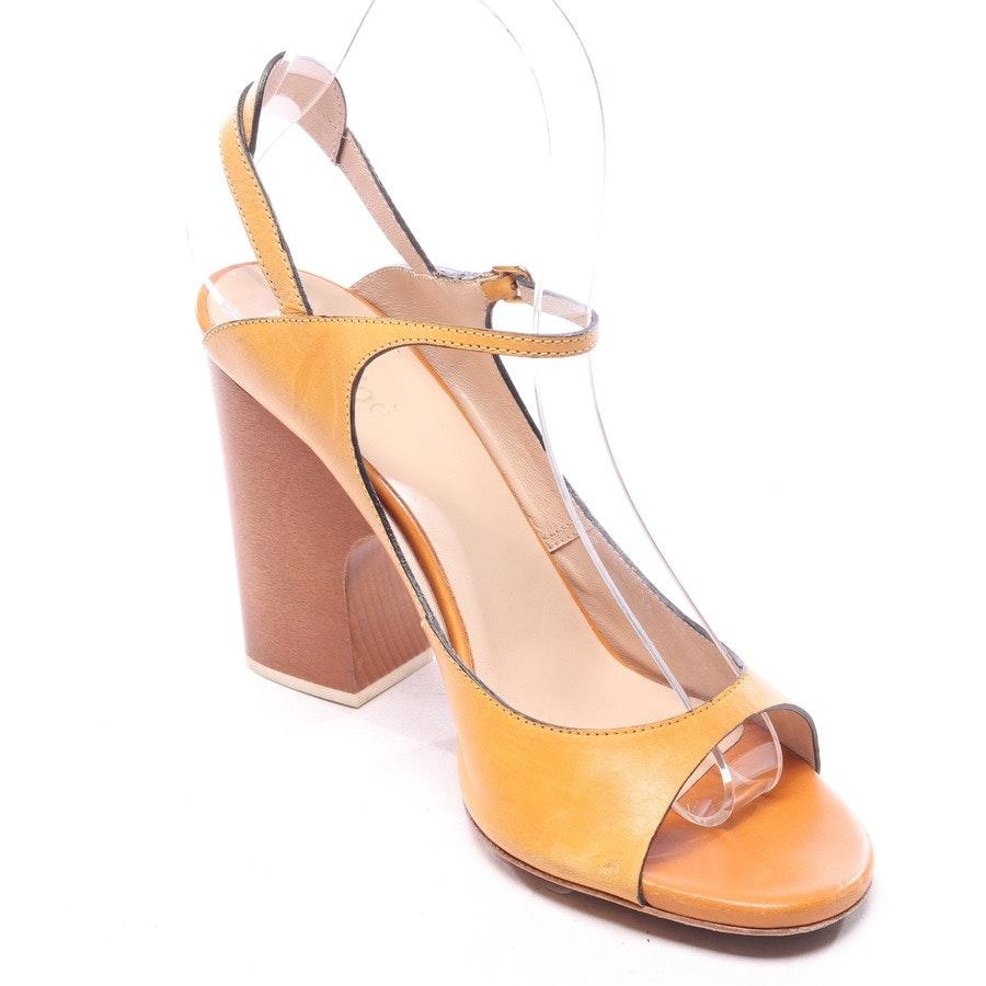 Sandaletten von Chloé in Gelb Gr. EUR 38