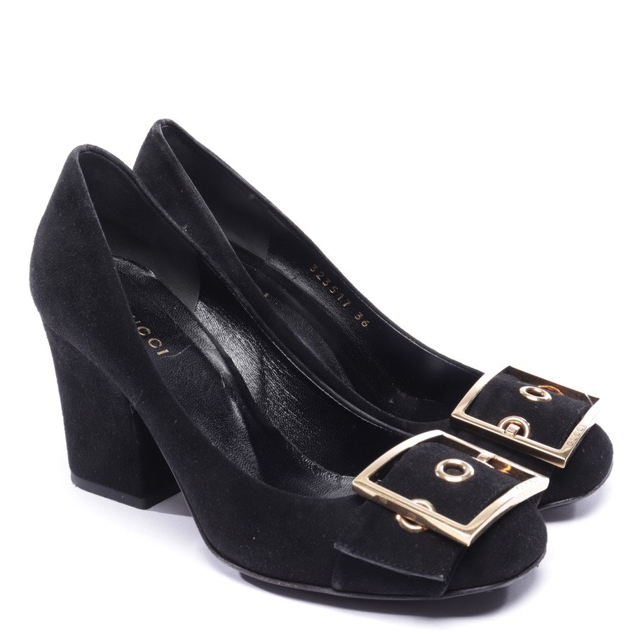 pumps from Gucci in black size EUR 36