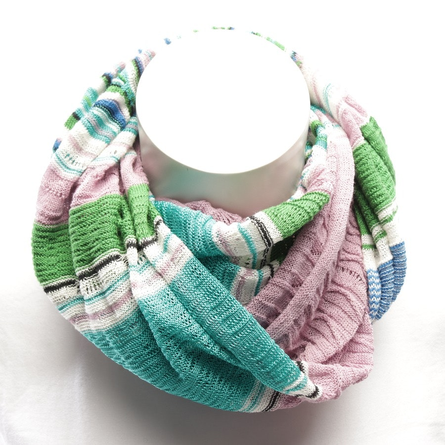 scarf from Missoni M in multicolor