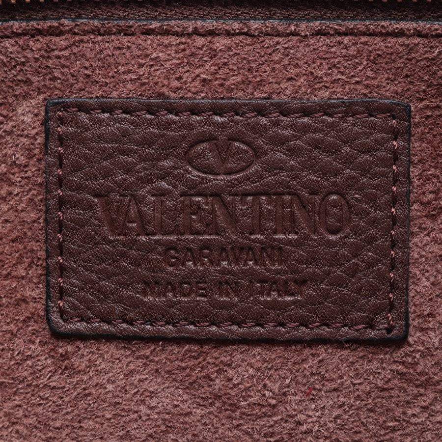 Umhängetasche von Valentino in Braun - Rockstud