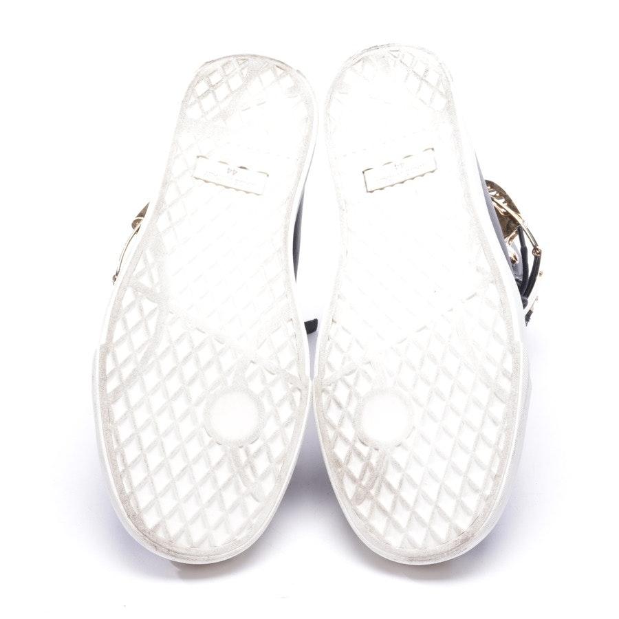 High-Top Sneaker von Giuseppe Zanotti in Schwarz und Weiß Gr. EUR 44 - London Tr Uomo