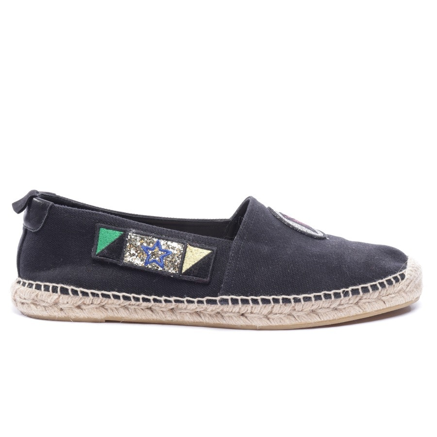 loafers from Saint Laurent in black size EUR 43