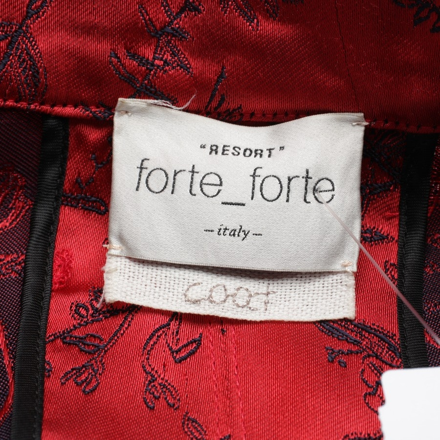 between-seasons jackets from Forte_Forte in red and black size 34 / 1