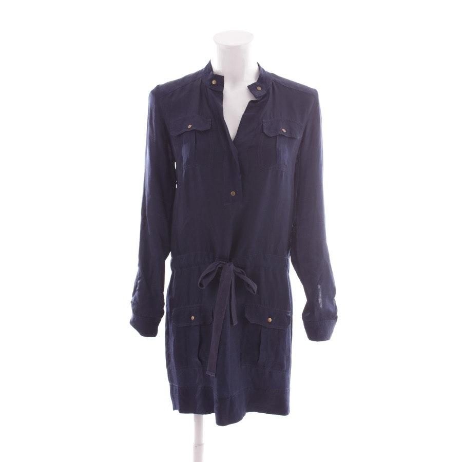Kleid von Diane von Furstenberg in Dunkelblau Gr. DE 32 US 2