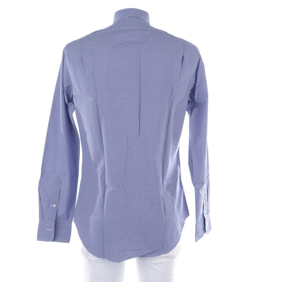 casual shirt from Polo Ralph Lauren in blue and white size 39-40