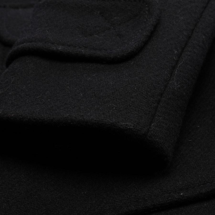 Wintermantel von Maje in Schwarz und Weiß Gr. 34 FR 36