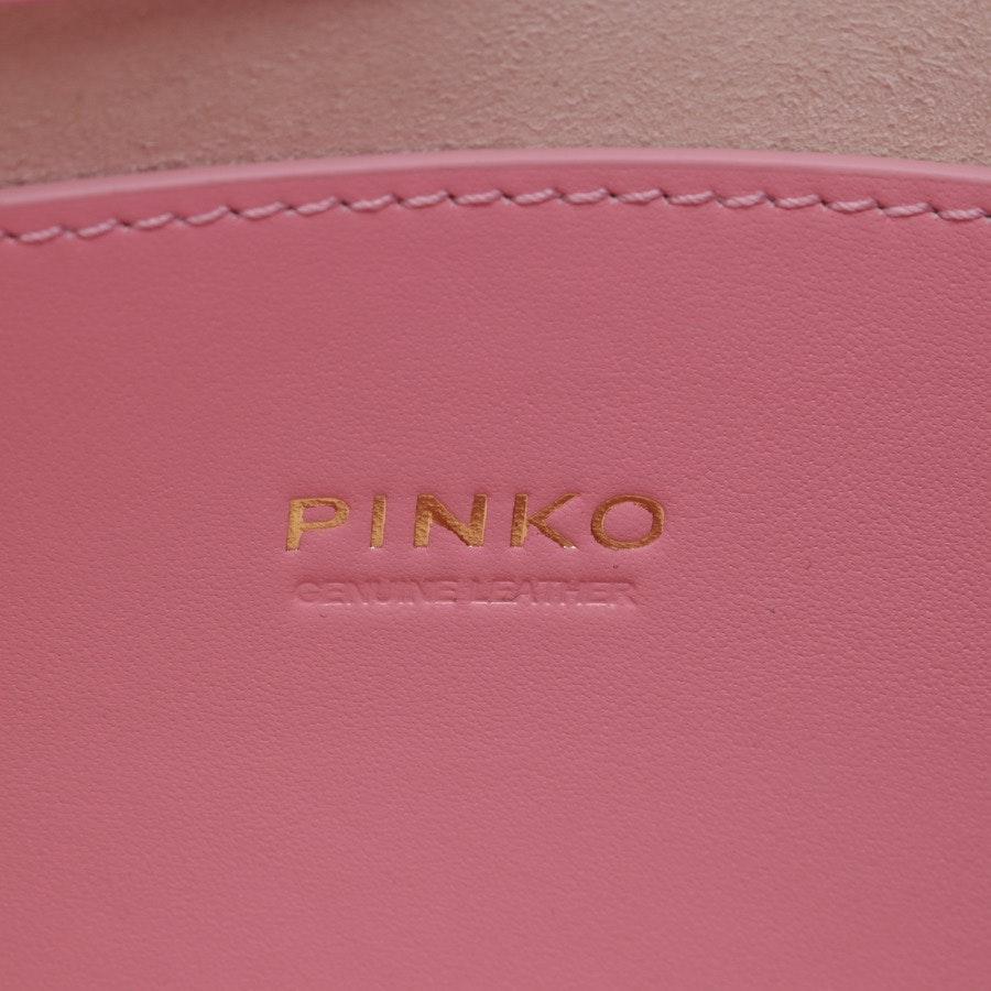 Schultertasche von Pinko in Rosa und Mehrfarbig