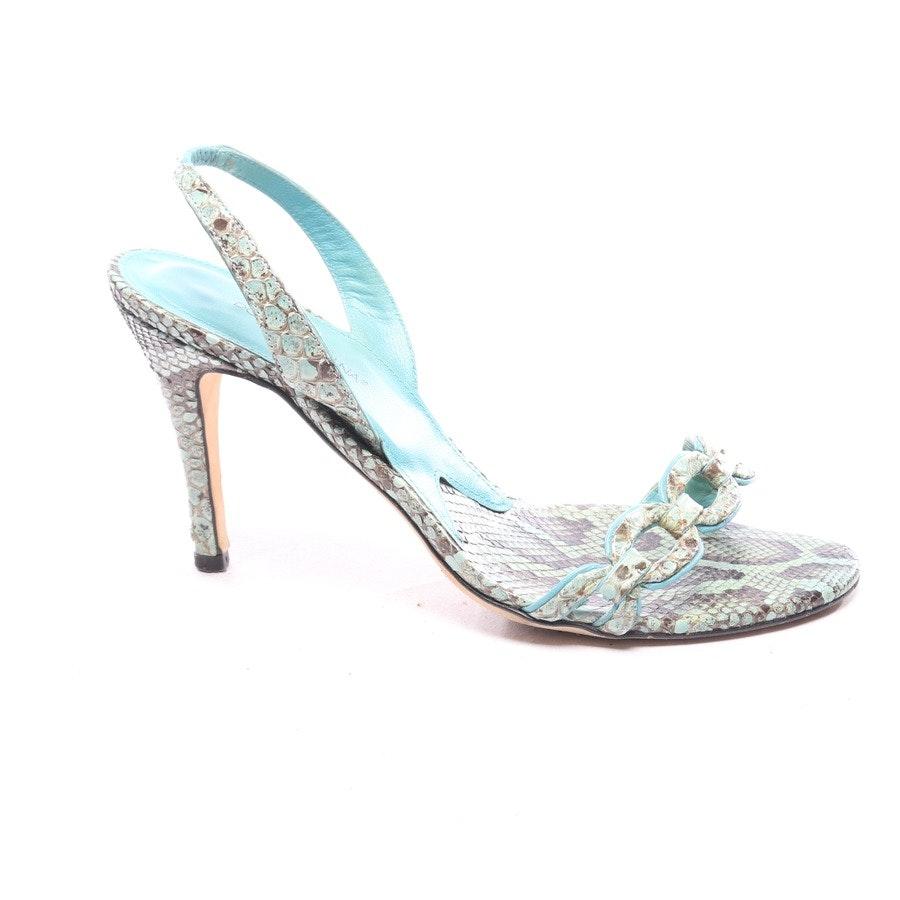 Slingbacks von Dolce & Gabbana in Multicolor Gr. EUR 36,5