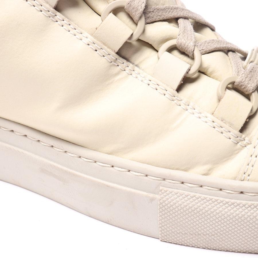 High-Top Sneaker von Balenciaga in Creme Gr. EUR 41