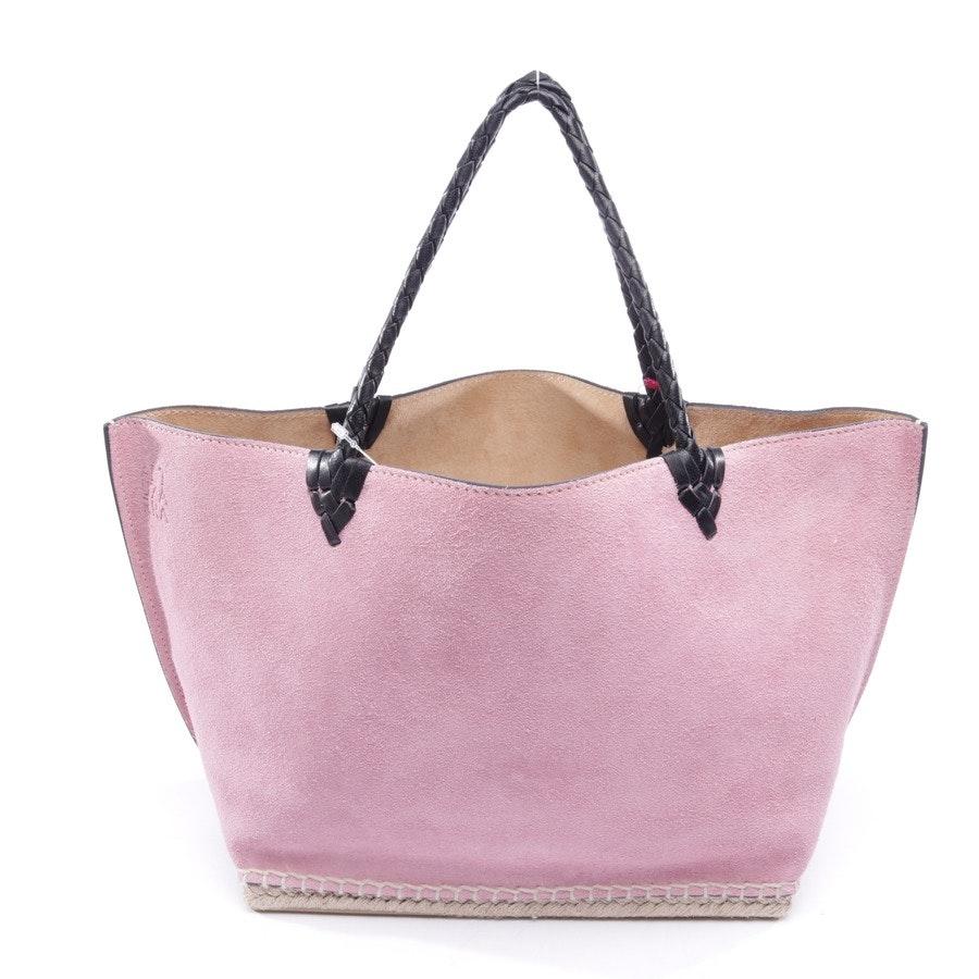 handbag from Altuzarra in pink - new - espadrille