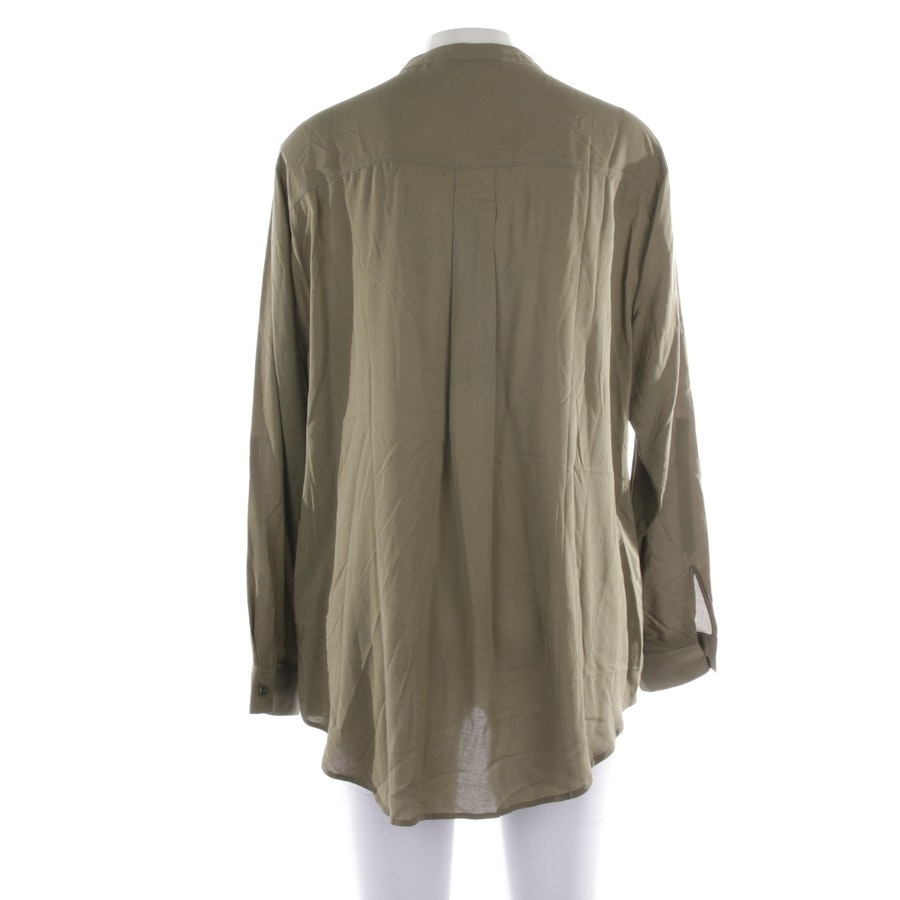 blouses & tunics from 7 for all mankind in khaki size S
