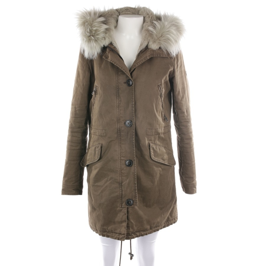 Winterparka von Blonde No. 8 in Khaki Gr. 38