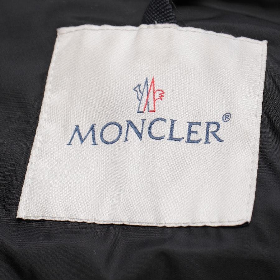 Winterjacke von Moncler in Schwarz Gr. 38 / 2