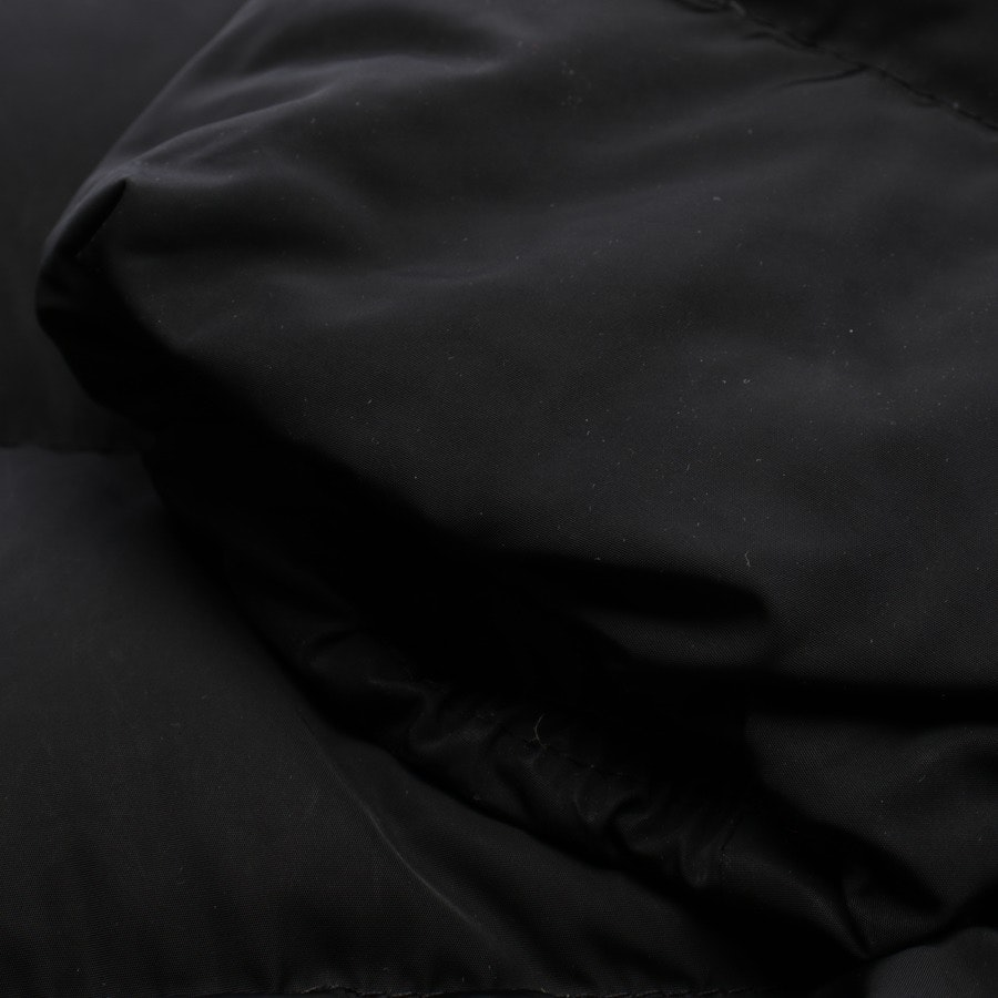 winter coat from Moncler in black size 38 / 2