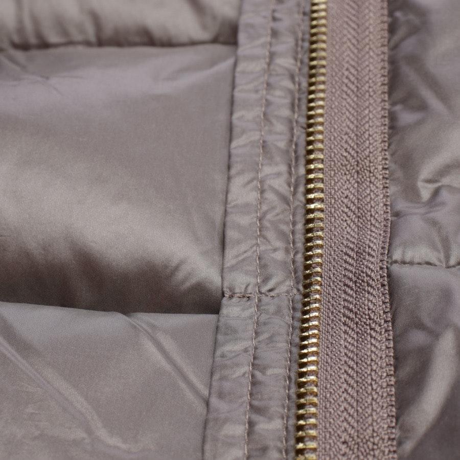 Wintermantel von Armani Jeans in Graubraun Gr. 38