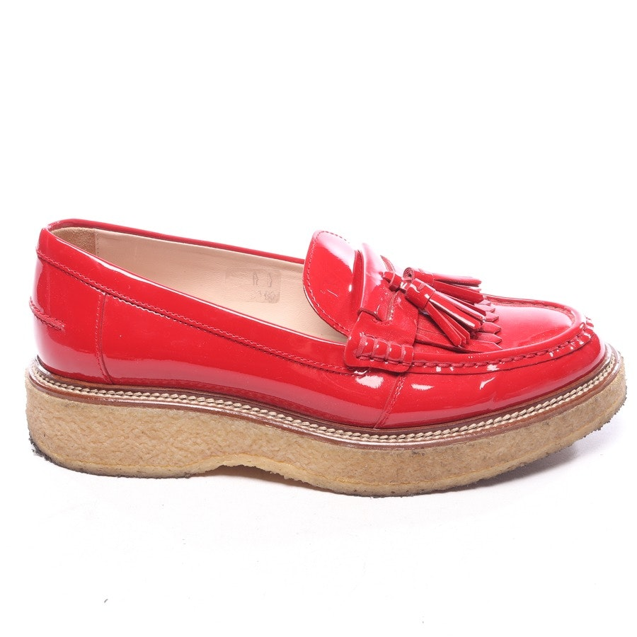 loafers from Tod´s in red size EUR 38