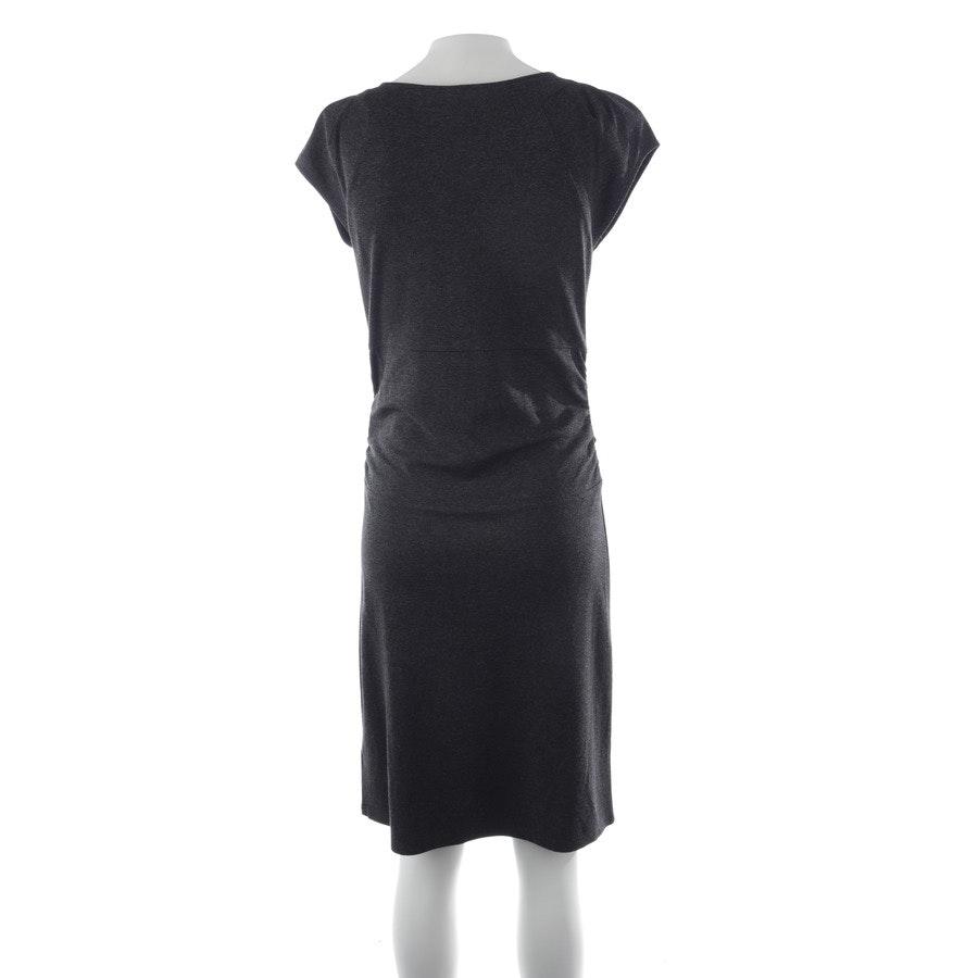Kleid von Marc O'Polo in Graumelange Gr. 34