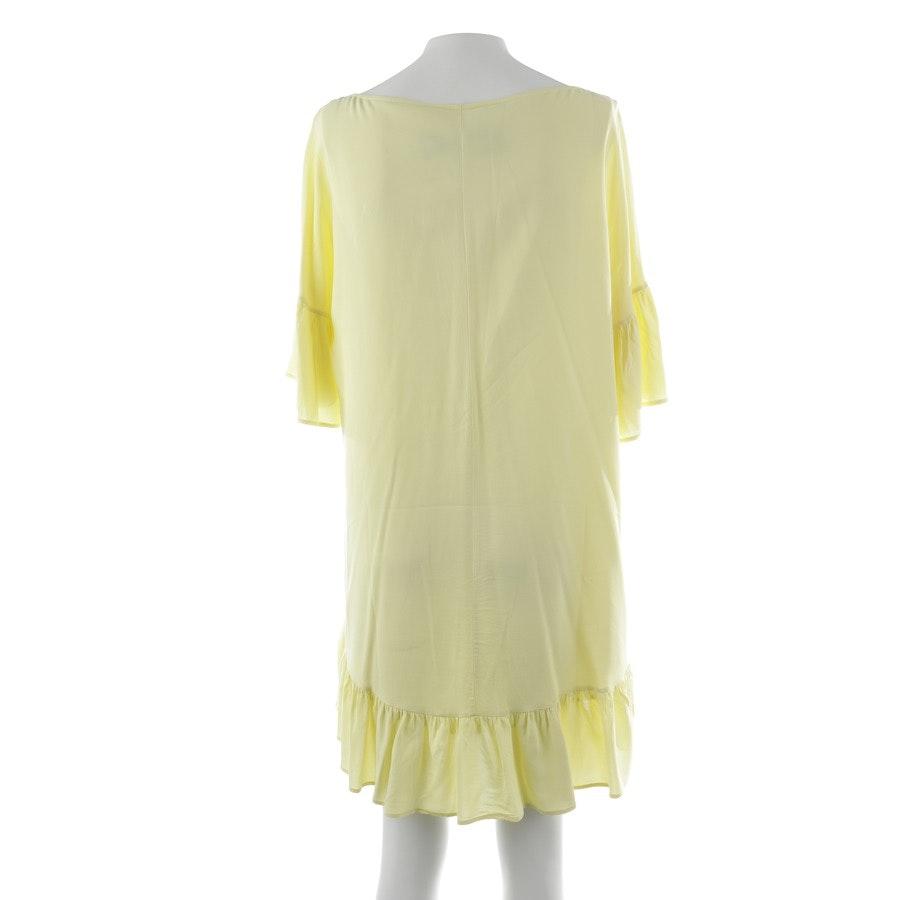 Kleid von Patrizia Pepe in Pastellgelb Gr. 32 IT 38