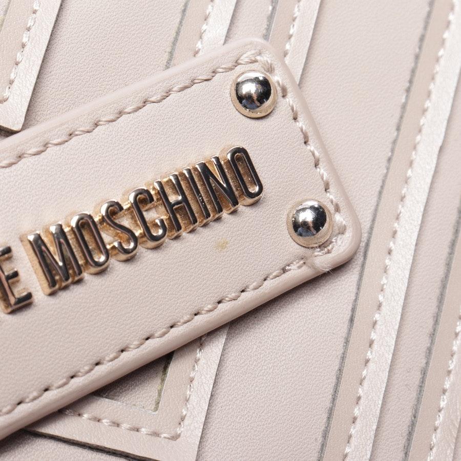 Umhängetasche von Love Moschino in Taupe