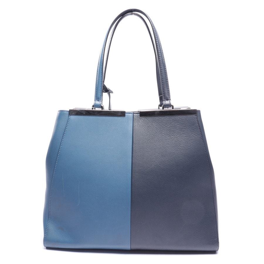 handbag from Fendi in blue