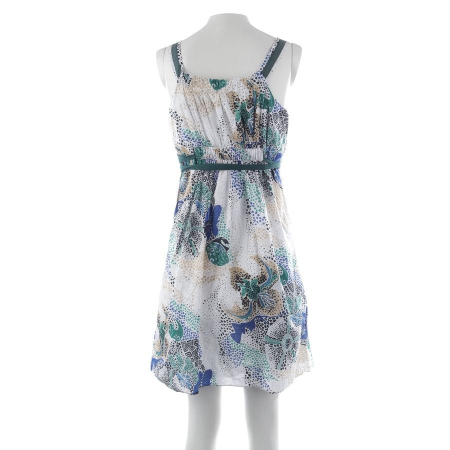 Sommerkleid von Hoss Intropia in Weiß und Multicolor Gr. 36 ES 38