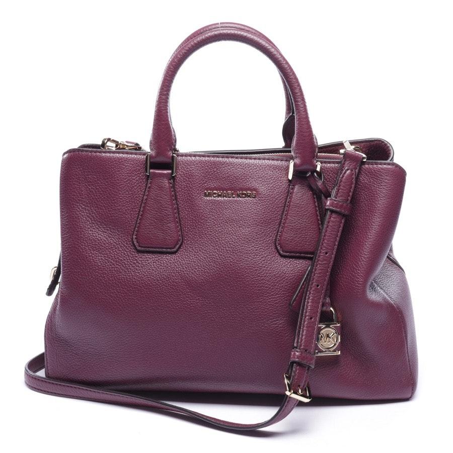 shoulder bag from Michael Kors in plum