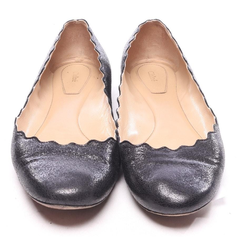 Ballerinas von Chloé in Schwarz Gr. EUR 37
