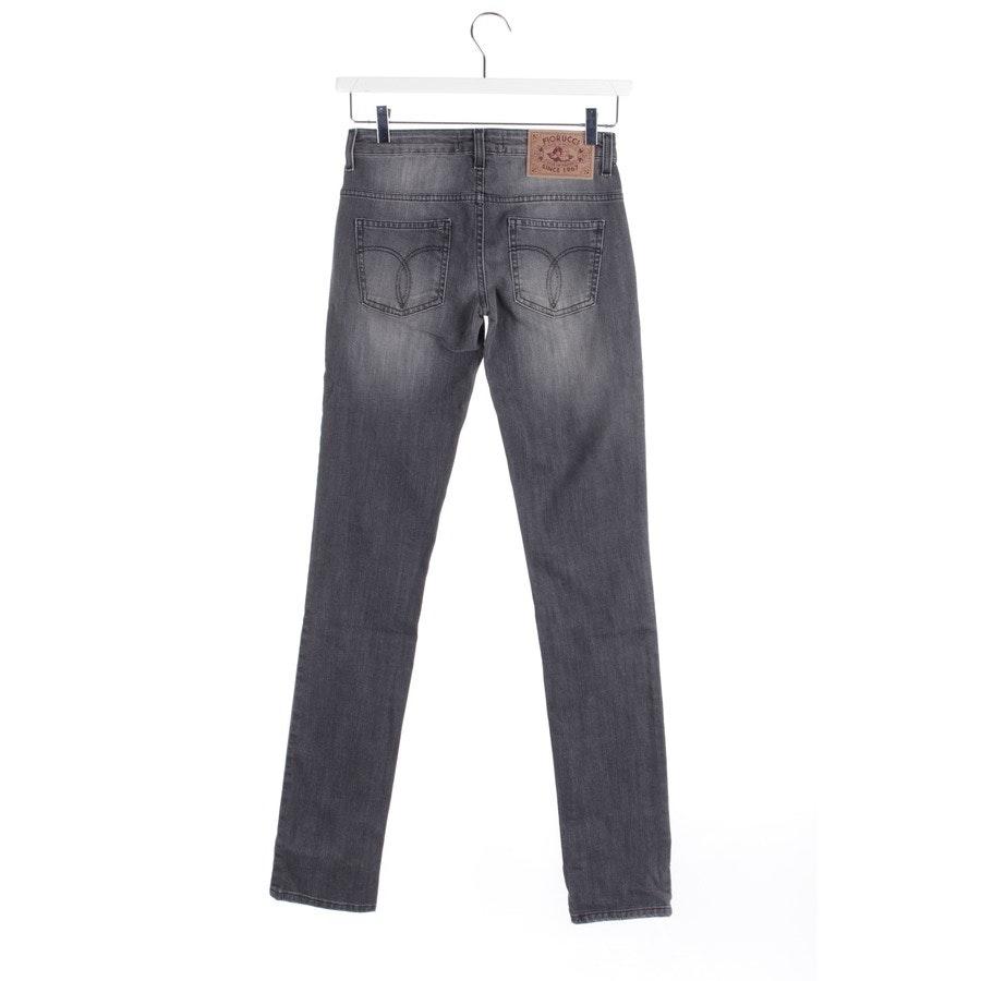 Jeans von Fiorucci in Grau Gr. W25 - NEU!