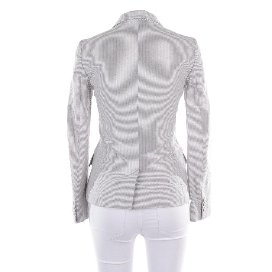 Blazer von Gucci in Weiß und Braun Gr. 36 IT 42