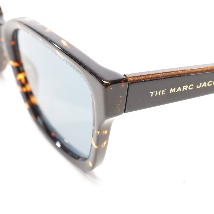 Sonnenbrille von The Marc Jacobs in Schwarz und Braun - MARC458/S