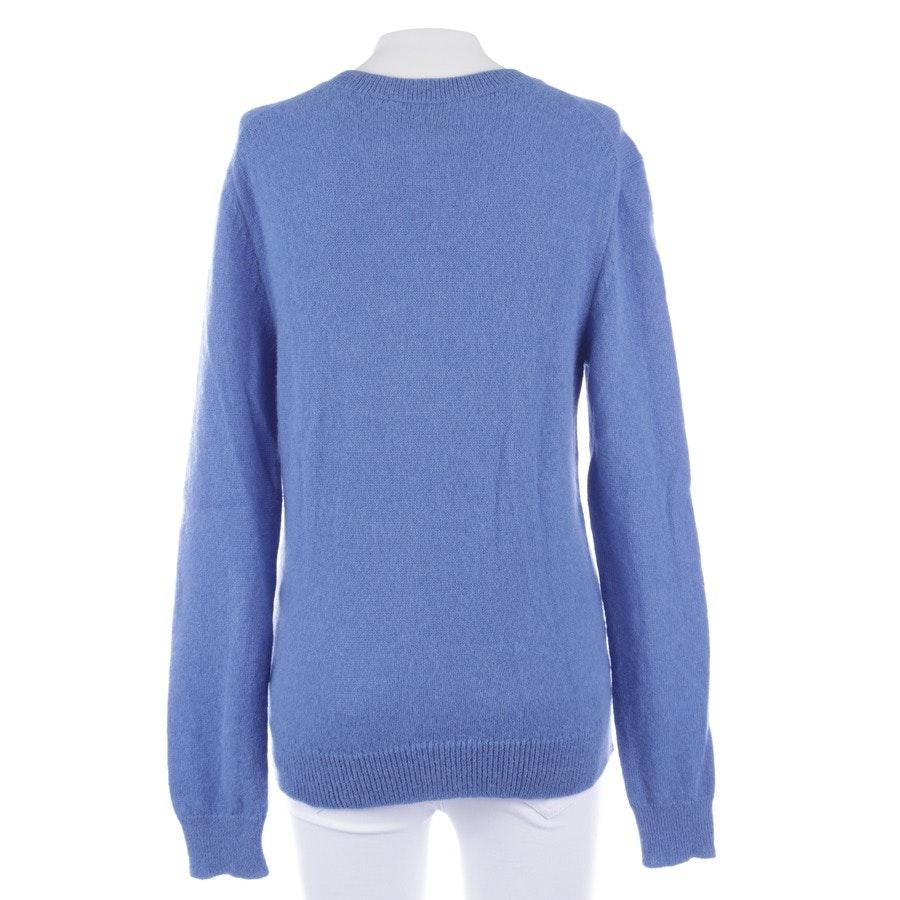 Wollpullover von Prada in Blau Gr. 40 IT 46