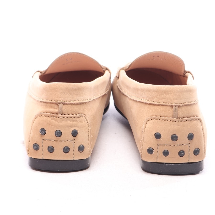loafers from Tod´s in camel size EUR 39 - gommino - new