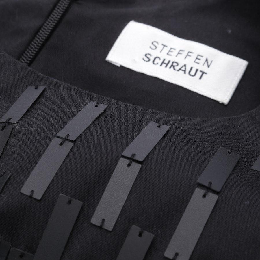 Kleid von Steffen Schraut in Schwarz Gr. 34
