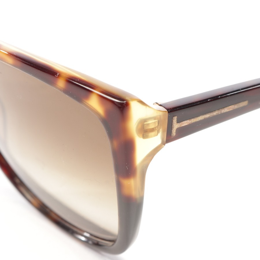 glass frame from Tom Ford in brown - lydia