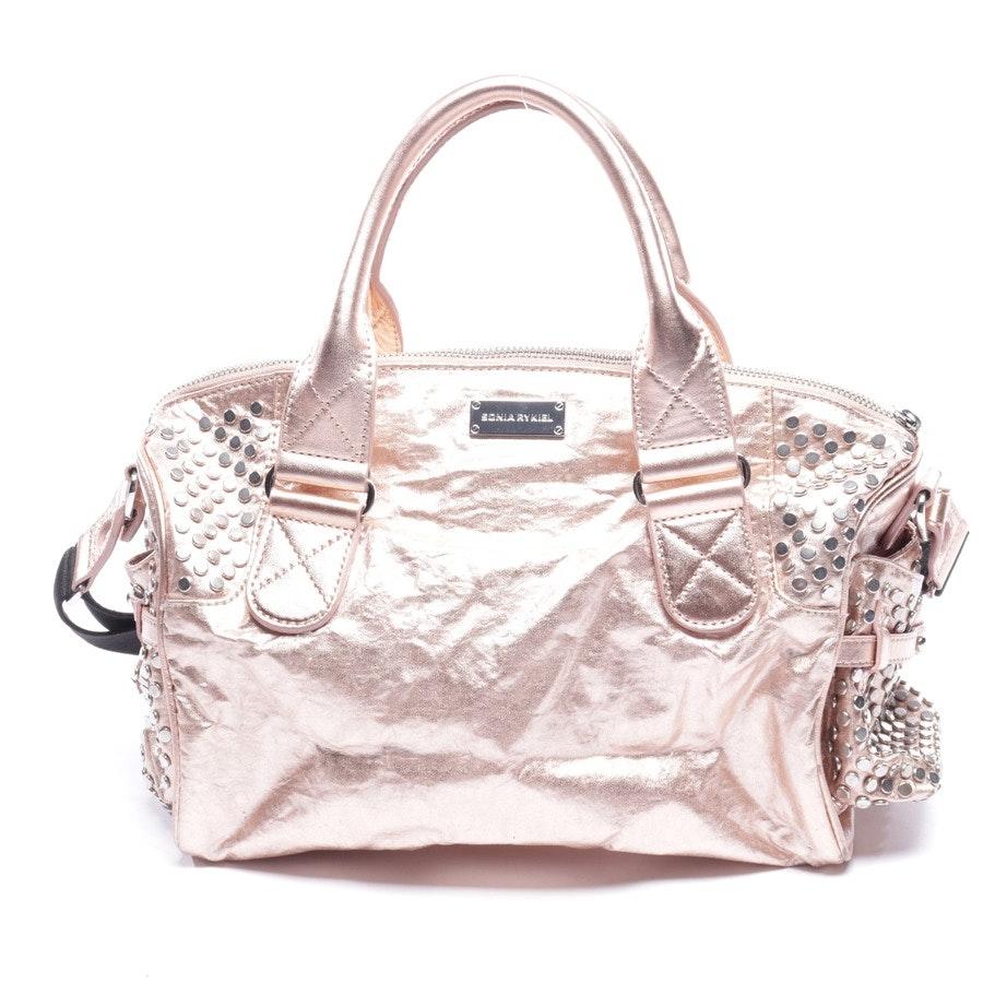 shoulder bag from Sonia Rykiel in rosé