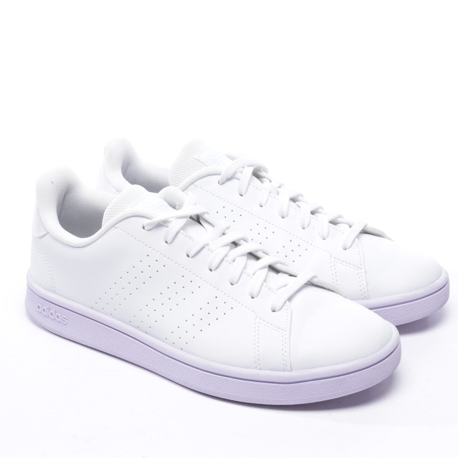 trainers from Adidas in white and purple size EUR 39,5