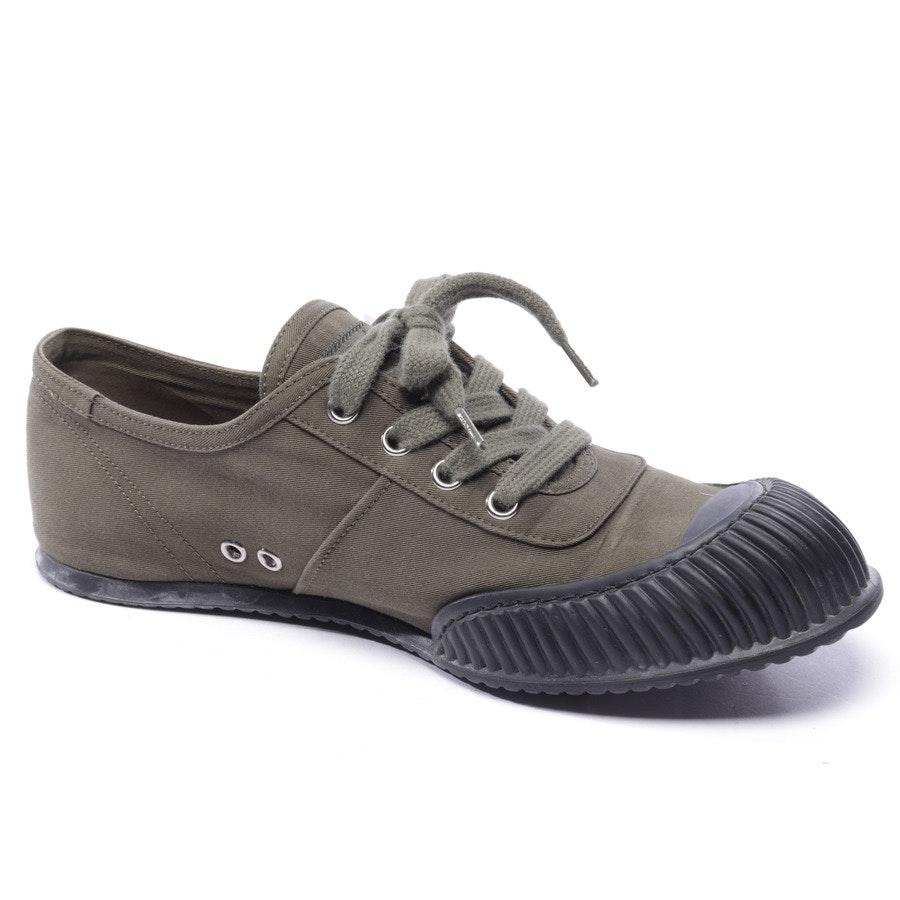 Sneaker von Prada Linea Rossa in Khaki Gr. EUR 38