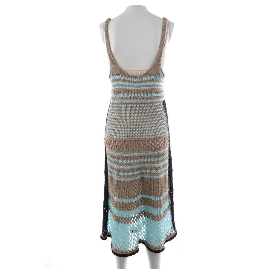 Kleid von Missoni M in Beige und Multicolor Gr. 34 IT 40 - Neu