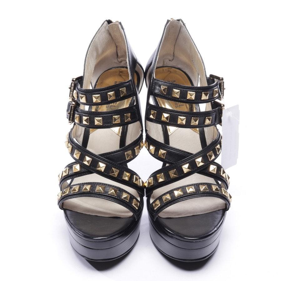 Sandaletten von Michael Kors in Schwarz Gr. EUR 40,5 US 9,5 - Neu