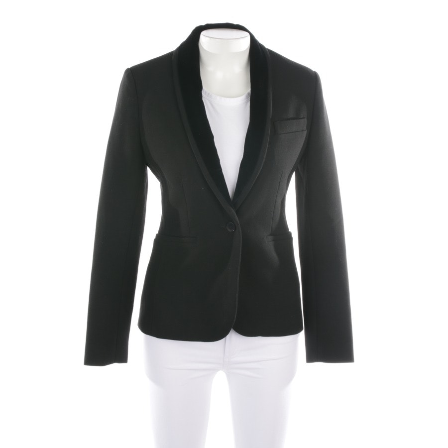 blazer from Maje in black size 36 FR 38