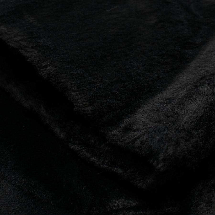 Übergangsjacke von Twin Set in Schwarz Gr. S