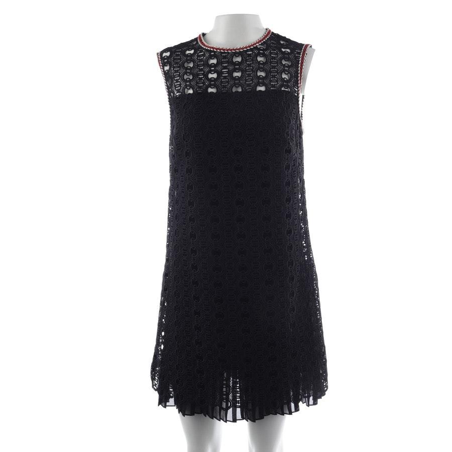 Kleid von Sandro in Schwarz und Multicolor Gr. 36 FR 38