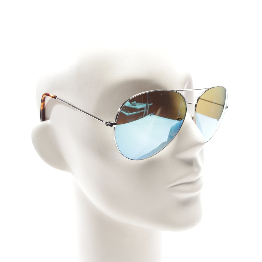 sunglasses from Victoria Beckham in silver - vbs1c4
