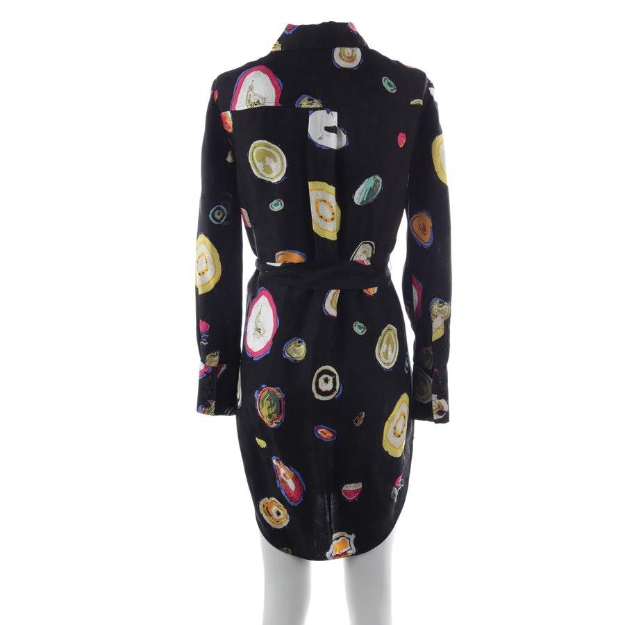 Kleid von Diane von Furstenberg in Schwarz Gr. XS - Neu