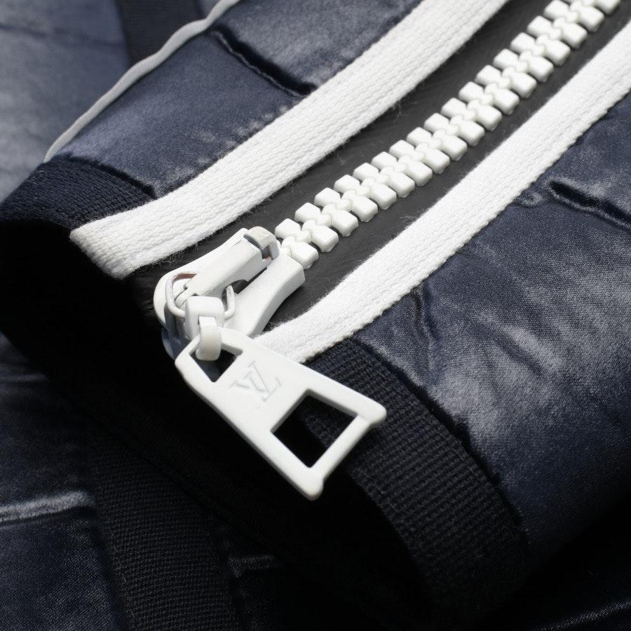 Übergangsjacke von Louis Vuitton in Blau Gr. 36 FR 38