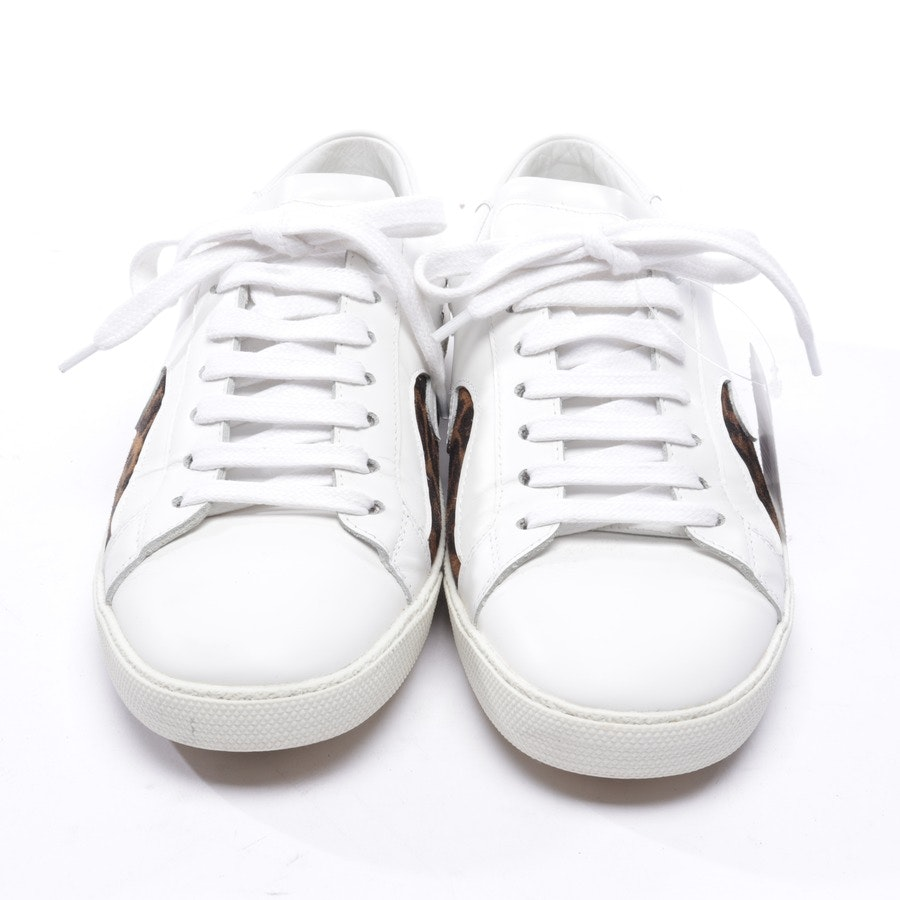 trainers from Saint Laurent in white and brown size EUR 38