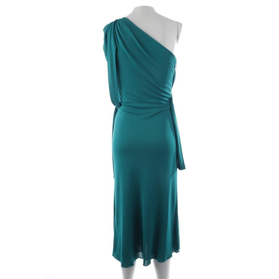 One-Shoulder-Kleid von Gucci in Smaragdgrün Gr. S