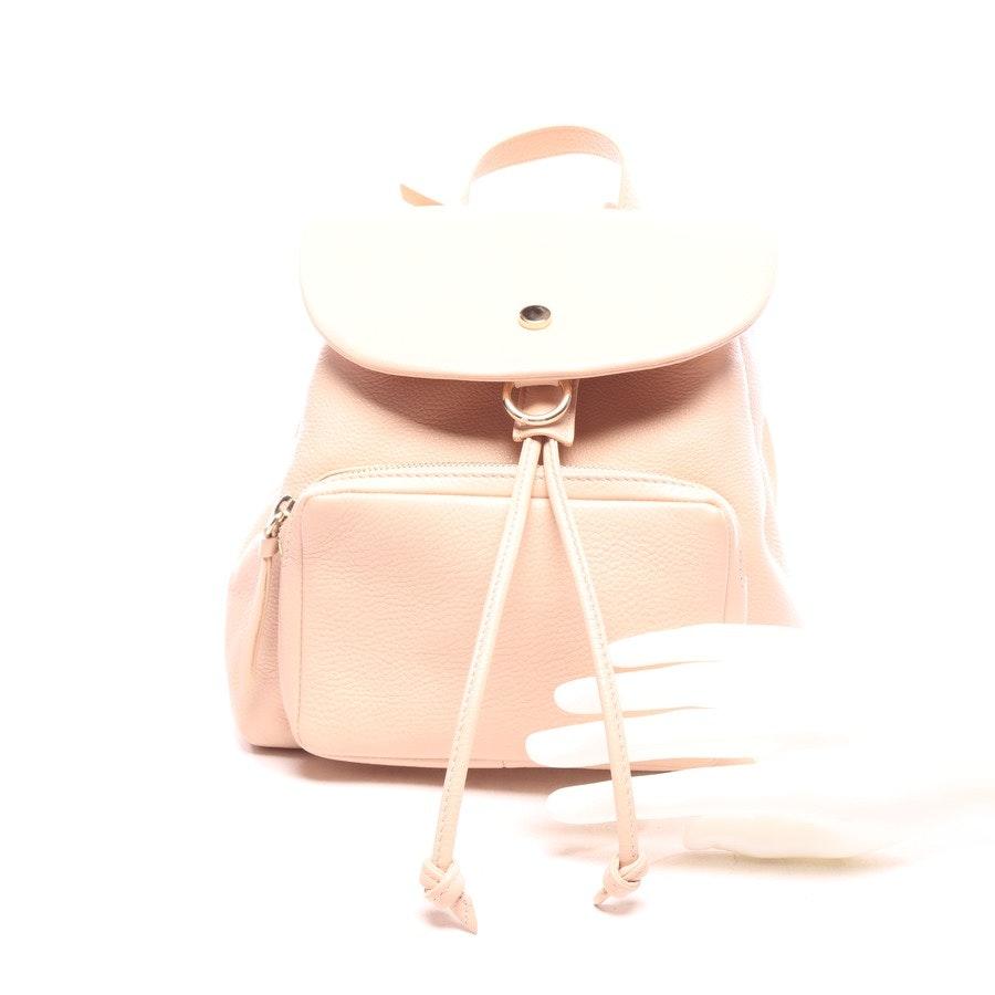 shoulder bag from Jimmy Choo in beige