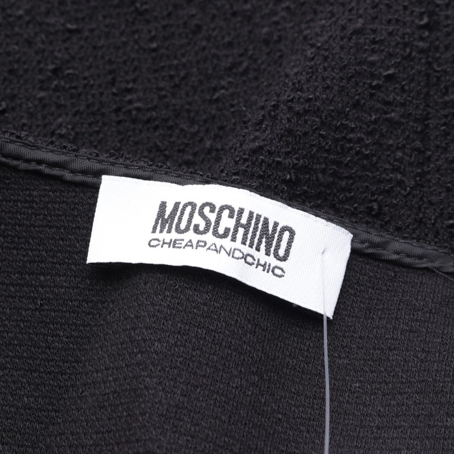 dress from Moschino Cheap & Chic in black size 42