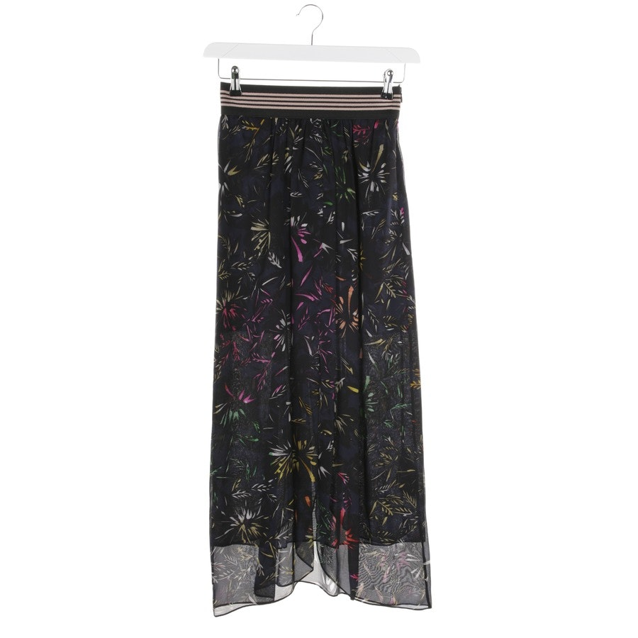 skirt from Dorothee Schumacher in black and multicolor size 34 / 1 - new